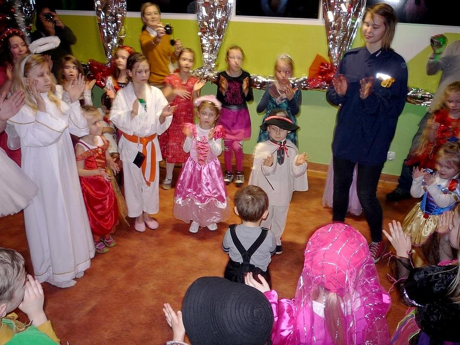 Zabawa Karnawałowa w Młodzieżowym Domu Kultury