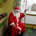 Mikołaj w Akademii Malucha