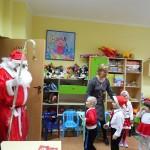 Mikołaj w AM