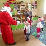 Odwiedziny Mikołaja w Akademii Malucha